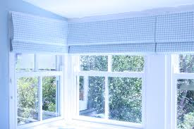 Just Blinds  Best Blinds For A Square Bay Window  Box Bay Window Roller Blinds Bay Window