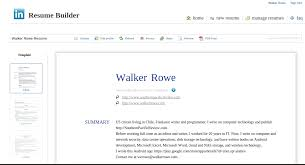 Create A Resume Magnificent How To Create A Resume From LinkedIn