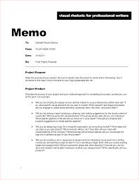 memo formats