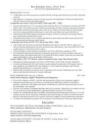 Military To Civilian Resume Writing Services Military Resume Writers