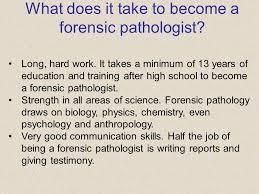 Forensic Pathology By Thomas Sozio D O Ppt Download