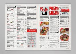 Make A Menu For A Restaurant How To Make A Restaurant Menu Design With A Great Layout