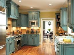 interesting distressed kitchen cabinets stunning home decorating ideas with about on diy white