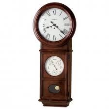 howard miller lawyer ii reproduction wall clock 620 249 on art deco wall clock reproduction with reproduction clocks