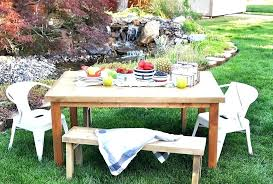 outdoor table kids give your an oasis with this easy to kidkraft furniture bench set cushions