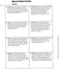 Sample Word Problem Worksheets 24th Grade Word Problems Worksheets Free Worksheets Library 1