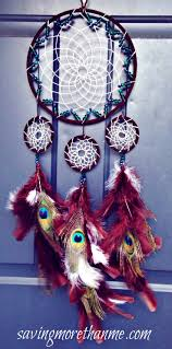 Materials For Making Dream Catchers How to Make a Dreamcatcher Tutorial Inspiration 22