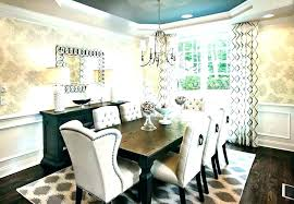 area rug dining room table size under no rugs ideas best images on