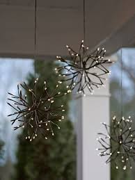 Holiday Branches With Lights Lighted Branches Led Winter Branch Starburst Battery