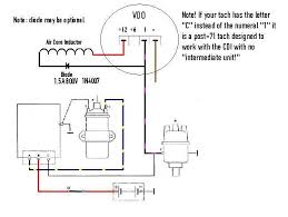sun tach wiring diagram vdo tach wiring diagram schematics and wiring diagrams tachometer wiring diagram 2 connect the to vdo
