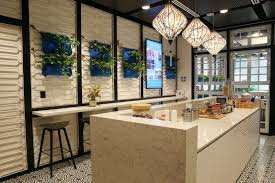 Office kitchen design Lighting Design Freshome Com Creative Offices Where Staff May Find It Harder To Leave For Home Diy Stowaway Pallet Kitchen Kitchen Appliances Tips And Review Coolest Office Kitchens Kitchen Appliances Tips And Review