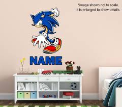 Sonic The Hedgehog Wallpaper For Bedrooms Popular Sonic Decal Buy Cheap Sonic Decal Lots From China Sonic