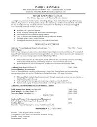 Banking Resume Samples Resume Samples For Bank Jobs Barca Fontanacountryinn Com