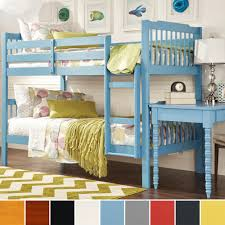Simone Twin and Twin Bunk Beds by iNSPIRE Q Junior by iNSPIRE Q. Girls  Bedroom FurnitureKids ...