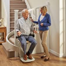 Used Standing Stair Lifts Standing Stair Lift Its Easy