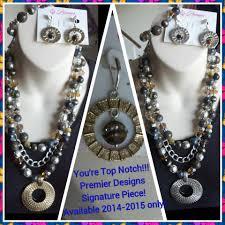 Top Notch Premier Designs Premier Designs Jewelry Top Notch Ensemble With 1 Necklace