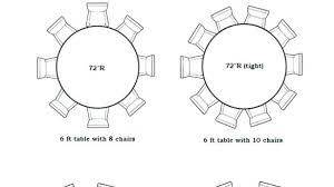 6 ft round tables 5 foot round table elegant tents more in 6 com with regard 6 ft round tables