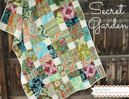 Images of Amy Butler Belle Quilt - #SC & You have to see Amy Butler layer cake quilt by 2626shirl! Adamdwight.com