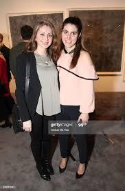Alba Arredondo and Michelle Guerrere attend The Art Show gala ...
