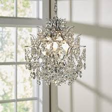 full size of decor ideas fabulous small crystal chandeliers clea 3 light crystal chandelier chrome