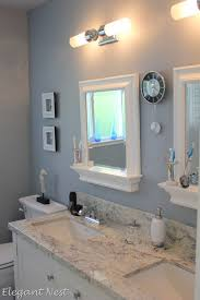 bathroom mirror scratch removal malibu ca youtube: morning fog sherwin williams love the mirrors with the ledges