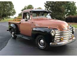 1953 Chevrolet 5-Window Pickup for Sale | ClassicCars.com | CC-1013256