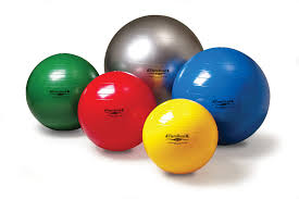 TheraBand <b>Exercise</b> and <b>Stability Ball</b> - Standard - TheraBand