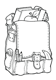 welcome back to school coloring pages free bus color page printable