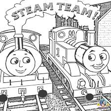 Small Picture Thomas The Train Coloring Pages Set As Modest Printable For