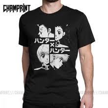 Buy <b>killua</b> t shirt <b>and</b> get free shipping on AliExpress
