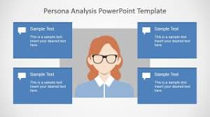 Persona Analysis Powerpoint Template - Slidemodel
