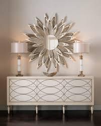 decor sunburst mirror kirklands wall art metal with modern chest with regard to 2018 kirklands