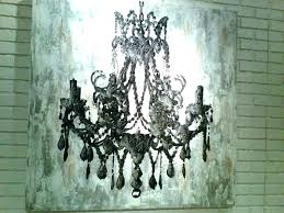 chandelier canvas painting chandelier chandelier canvas wall decor