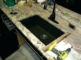 installing undermount sink how to install sink sink brackets for granite large size of installation cost installing undermount sink