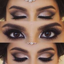 tips gles wearers eye makeup for brown eyes nice wedding makeup for brunettes best photos wruwjzz
