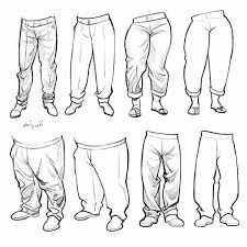 How To Draw Pants Pin By Robert Mendez On New Style In 2019 Drawings How To