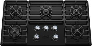 kitchenaid 36 gas range. kitchenaid - kgcc566rbl gas cooktops kitchenaid 36 range g