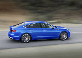 New Audi S5 Sportback leads its four-door coupe competitors in ...