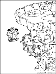 Small Picture Zoo Animals Coloring Pages Free Printable Colouring Pages for