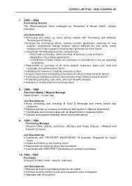 Food U0026 Beverage Job Description Food U0026 Beverage Director Job ...