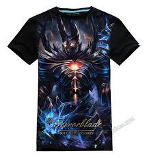 aliexpress com buy terrorblade limited edition tshirts 3d dota 2