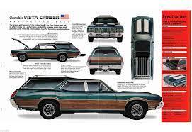 1972 Oldsmobile Vista Cruiser 442 Station Wagon W30 Imp Brochure W 30 Station Wagon Oldsmobile Vista Cruiser