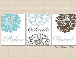 bathroom wall art awesome bathroom wall art regarding amazon com blue brown floral teal decor bathroom bathroom wall art  on bathroom wall art uk amazon with bathroom wall art unique bathroom wall art classic bathroom wall art