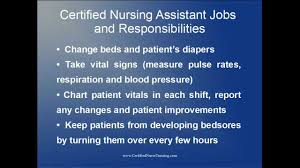 Cna Duties Resume Awesome Duties Of Nurse Assistant About Professional Cna Duties 99