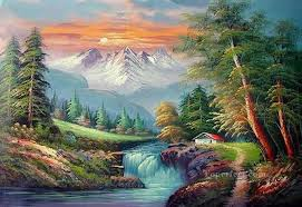 value of bob ross painting most expensive bob ross painting best painting 2018