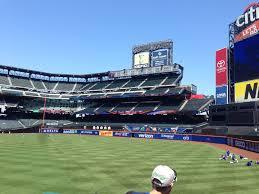 Citi Field Baseball Seating Chart New York Mets Seating Guide Citi Field Rateyourseats Com