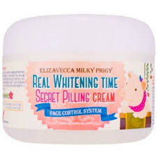 Elizavecca Milky Piggy Real Whitening Time Secret Pilling <b>Cream</b> ...