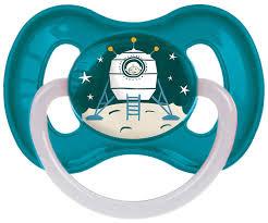 Купить <b>пустышка</b> латексная <b>Canpol</b> Babies Space 6-18 мес 23 ...