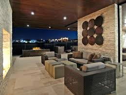 contemporary wall patio wall decor ideas chic art outdoor to improving your and patio wall art t