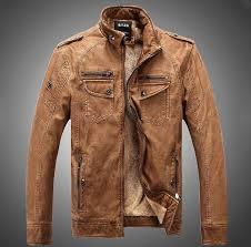mens leather jacket jacket coat mens winter s mens